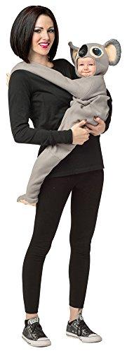 (Baby Halloween Costume-Huggable Koala Baby Costume 3-9)