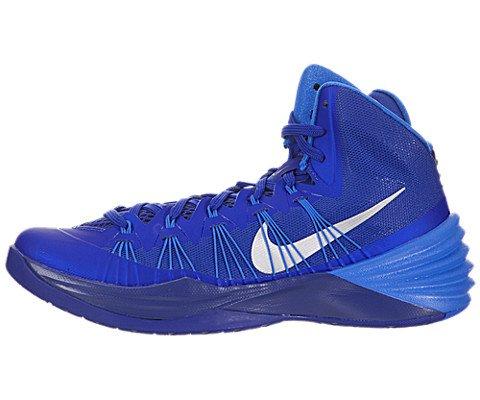 buy popular e7d09 9df91 Nike Men s Hyperdunk 2013 TB, GAME ROYAL METALLIC SILVER-BLUE HR, 11.5 M US
