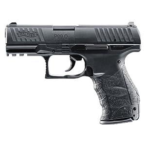 Walther PPQ .177 Caliber Pellet or BB Gun Air Pistol (2256010)