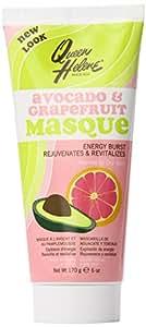 Queen Helene Facial Masque, Avocado & Grapefruit, 6 Ounce [Packaging May Vary]