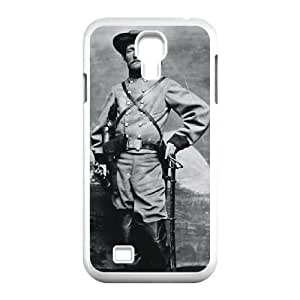 Rebel Col John S Mosby The Grey Ghost Samsung Galaxy S4 9500 Cell Phone Case White Delicate gift JIS_258289