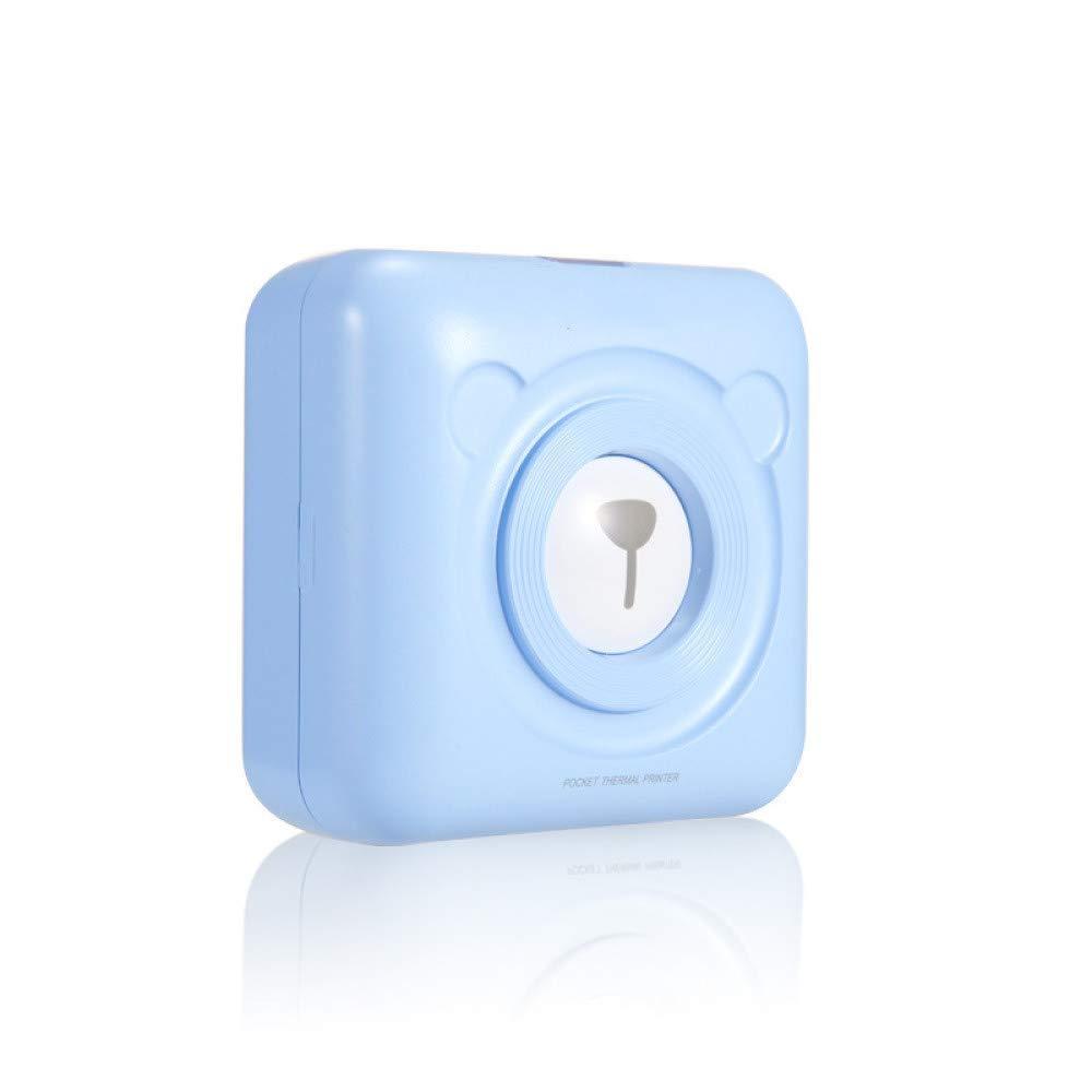 Impresora Portátil Mini Bluetooth 4.0 Inalámbrico Portátil ...