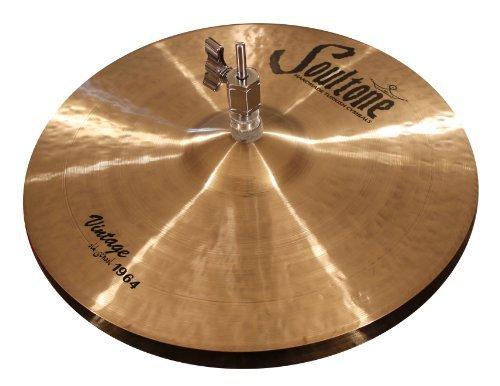 Soultone Hi Cymbals B07FDQMTZ1 VOS64-HHT13-13 Vintage Old School 1964 1964 Hi Hats Pair [並行輸入品] B07FDQMTZ1, ゲオモバイル:527ae20b --- gamenavi.club