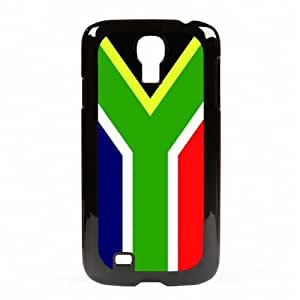 Case Fun Samsung Galaxy S4 (I9500) Vogue Case - Flag of South Africa Style 2
