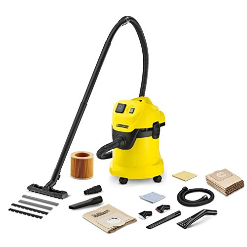 Karcher WD3P Wet and Dry Vacuum Cleaner