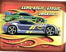 Hot Wheels Come Racin', Chasin', Swervin' Invitations, 8 Count]()