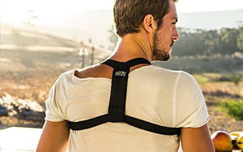 Blackroll posture - Haltungstrainer - schwarz - designed by Swedish Posture