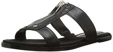 Nine West Women's Kaiden Dress Sandal,Black,5.5 M US