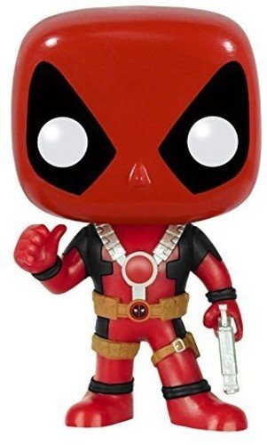 POP! Bobble - Marvel Deadpool Thumb Up