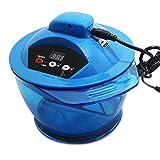 Electric Hair Cream Mixer - Hair Salon Coloring Bowl Automatic Barber Hair Dyeing Kit DIY Tools