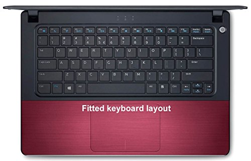 Avigator Green Ultra Thin Silicone Keyboard Protector Skin Cover for Dell Vostro V5460 5470R Inspiron 14-5439 Inspiron 14ZR-3528S - 1 Cleaning Cloth from Avigator