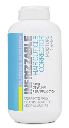 Beautiful Nutrition Infrizzable Hair Cuticle Corrector Moisture Creme, 8.4 Fluid Ounce