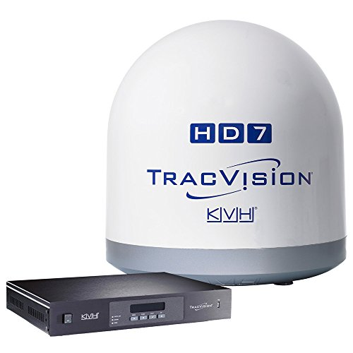 Kvh Industries Kvh Tracvision Hd7 With Tri Americas Lnb 01 0323 03