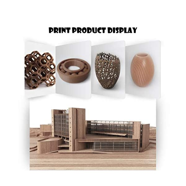 3d printing filament wood 1.75mm / 3.00mm, suitable for 3d printer and 3d pen, pla printing filament 1kg, high precision (size : 3.00mm)