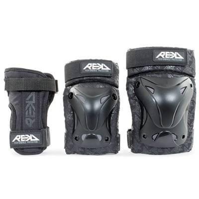 rekd Protection–rekd Pack de protections noires–4250179659455–L