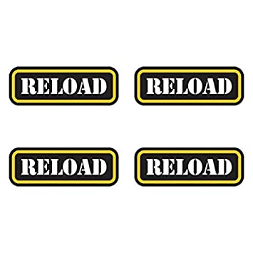 8x .223 Ammo Can Sticker Set Decal molon labe bullet 223 type 2 FA Vinyl