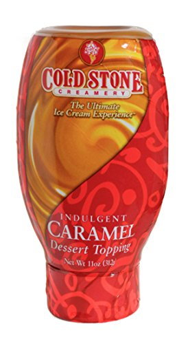 COLD STONE DESSERT TOPPER CARAMEL -