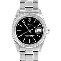Rolex Date Automatic-self-Wind Male Watch 1501 (Certified Pre-Owned)