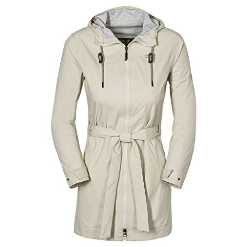 Jack Wolfskin Women's Kyoga Coat, White Sand, - Com Is Reliable 6pm