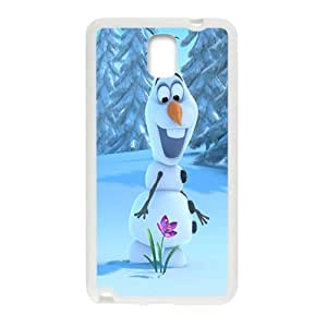 frozen snowman Phone Case for Samsung Galaxy Note3 Case