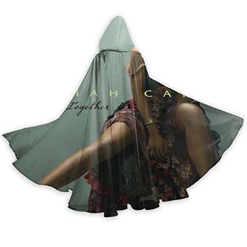Mariah Carey Halloween (JoyceMHunter Mariah Carey - We Belong Together CapeHalloween Costume Masquerade Cloak,Adult Halloween Cloak,Halloween)