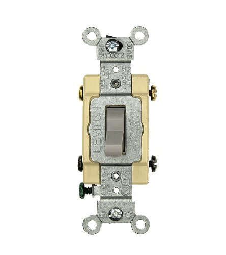 Review Leviton CS420-2GY 20 Amp,