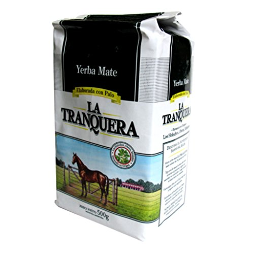 Yerba Mate La Tranquera x 500 g Argentina Green Tea 1.1 lb Detox Healthy Drink !