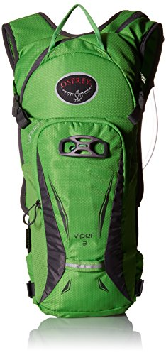 Osprey Packs Viper 3 Hydration Pack, Wasabi Green