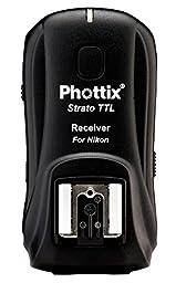 Phottix Strato TTL Wireless Flash Trigger for Nikon - Receiver (PH89022)