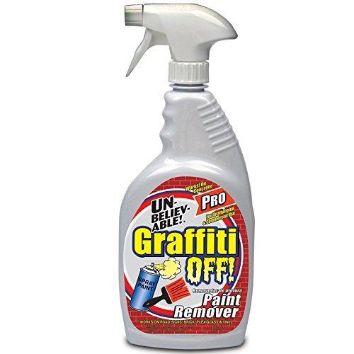 CLEANER, UNBELIEVABLE GRAFFITI OFF 32OZ ()