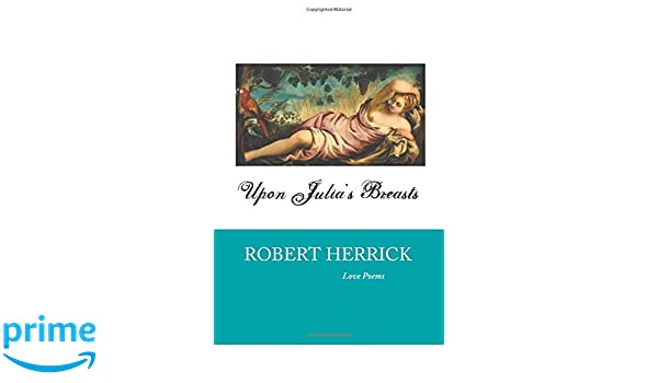 robert herrick julia poems