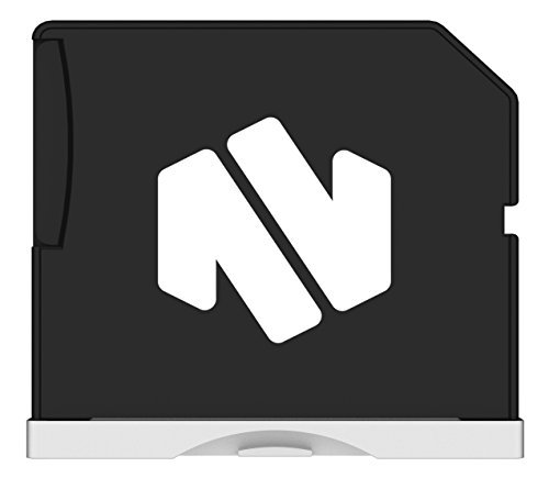 Mini Drive (MiniDrive Nifty Air Micro SD Card Adaptor up to 200GB Storage Expansion for MacBook Air 13