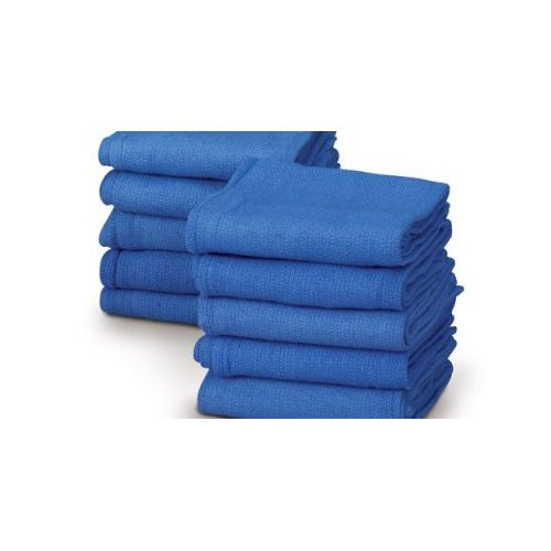 Medical Action Industries 701-BF2 Sterile O.R. Towel, 2'' Fenestrated, Blue (Pack of 40)
