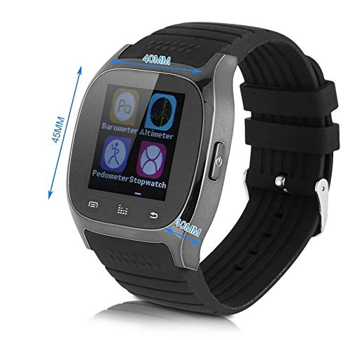 ZCPWJS Pulsera Inteligente Smart Watch Android Relojes ...
