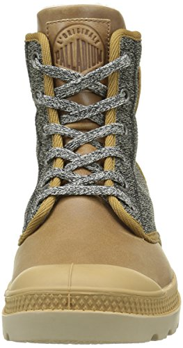 Baskets F Hi Marron Tan Palladium Hautes Pampa 427 TCT Femme gxFgIS