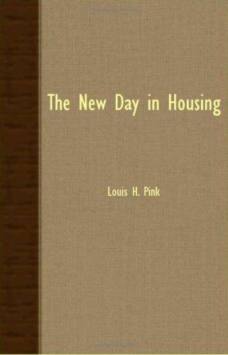The New Day In Housing pdf
