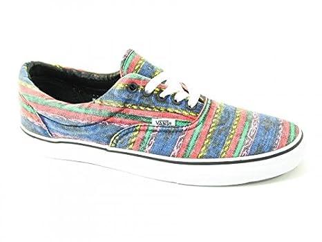 4da2e91827 Vans Era (Van Doren) Multi-Stripes Mens Footwear Trainers  Amazon.co.uk   Clothing