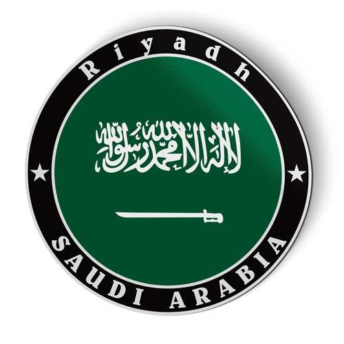 Saudi Arabia Flag - Flexible Magnet - Car Fridge Locker - 3