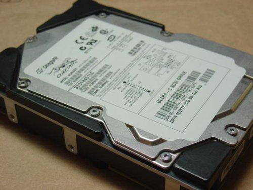 Rpm 80pin 8mb Hard Drive (Seagate Cheetah ST318452LC 18.4GB 15000 RPM 8MB Cache SCSI Ultra320 80pin 3.5