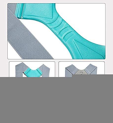 JCM Shoulder Support Invisible Correction Clothing Spine Correction Spine Back Artifact ZJ (Size : S)