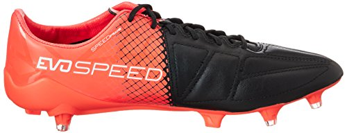Noir Lth Entranement blk 1 Evospeed Football 5 F6 Red De Hommes Puma Fg Wht wvqtYxwa