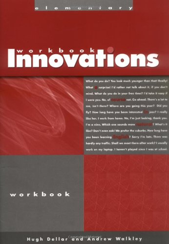 Innovations Elementary. A course in natural English: Workbook