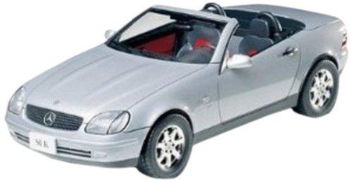 Tamiya 1/24 Sports Car | Model Building Kits | No.189 Mercedes-Benz SLK 24189 [ Japanese Import ]