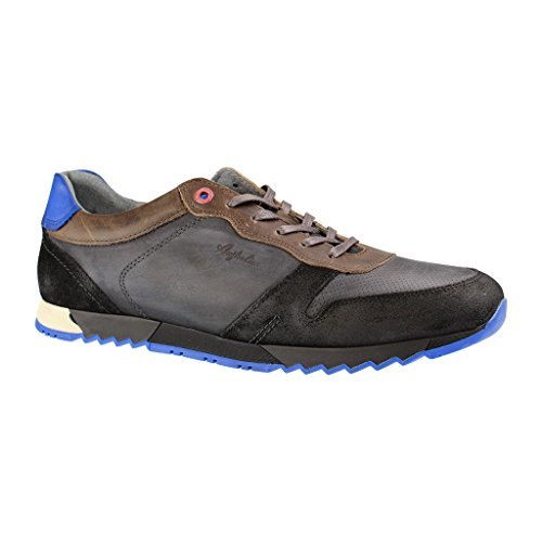 Dewsel uomo A10 Australian 1175 Sneaker 15 02 15 Nero Australian q8F4qY