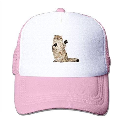 Winter Fashion Hat Men Women Adjustable Baseball Cap Cat