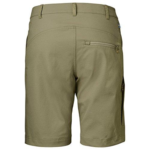 Shorts Verde W Abisko Fjällräven Oscuro Lite PUtFnqw