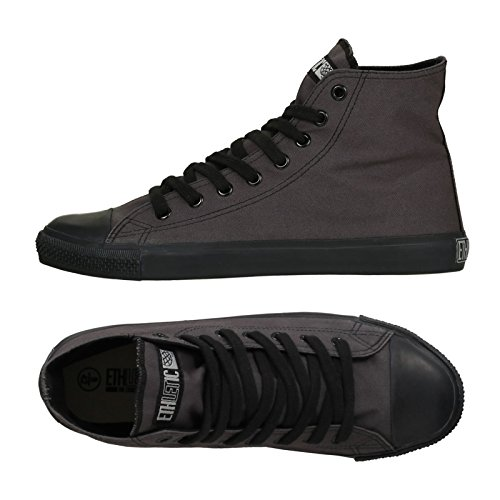 Ethletic Classic Gris Fair Cut Cap Baskets Hautes Trainer Black Hi sdtxBhQrC