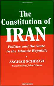 the constitution of iran asghar schirazi pdf