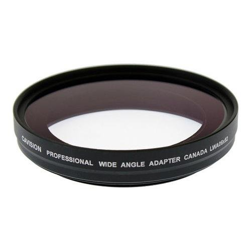 Cavision LWA06X82 0.6x Wide Angle Adapter for 3.22