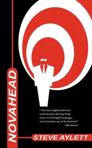 book cover of Novahead